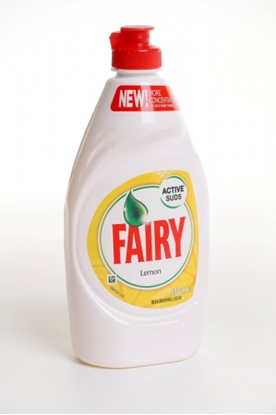 Picture of Dishwasher detergent Fairy Lemon, 450ml