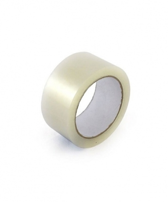 Attēls no Packing tape Solvent, 48mmx60m, transparent 1115-022
