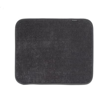 Attēls no BRABANTIA mikro-šķiedras trauku žāvēšanas paliktnis, dark grey