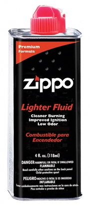 Attēls no Zippo Premium Lighter Fluid 125ml šķiltavu degviela