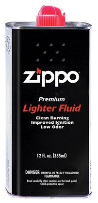 Attēls no Zippo Premium Lighter Fluid 355ml šķiltavu degviela