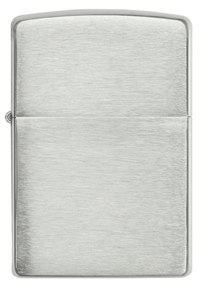 Picture of Zippo šķiltavas 13 Brushed Sterling Silver