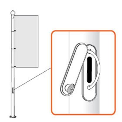Picture of BANNER LIFT (slēdzenes) sistēma, 7m