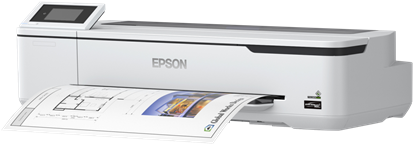 Attēls no Epson SureColor SC-T2100 large format printer Wi-Fi Colour 2400 x 1200 DPI A1 (594 x 841 mm) Ethernet LAN
