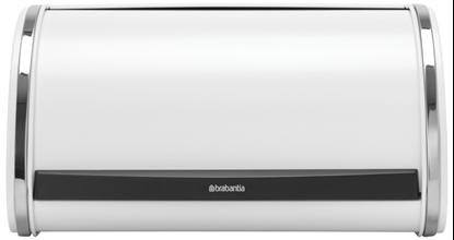 Attēls no BRABANTIA maizes kaste ar bīdāmu vāku, Medium - White