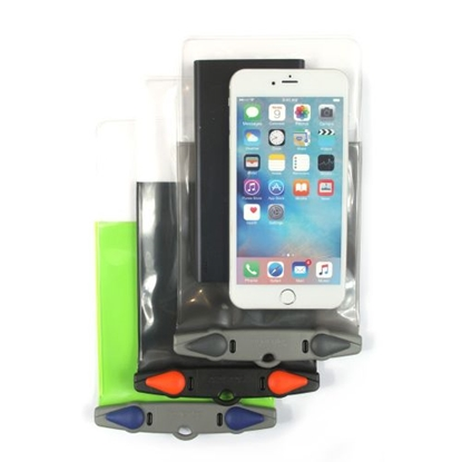 Attēls no AQUAPAC PlusPlus Waterproof Case For Phone / Zaļa