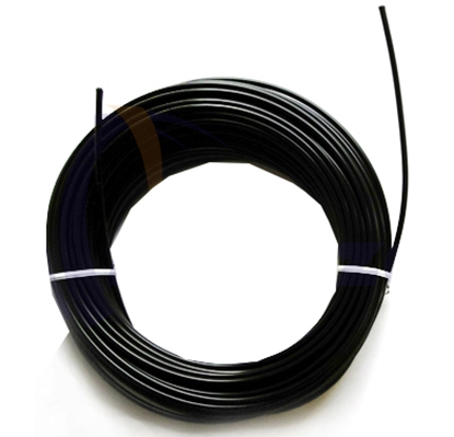 Picture of Ātr. pārsl. troses apvalks 4mm Alhonga melns (DDPA1195)