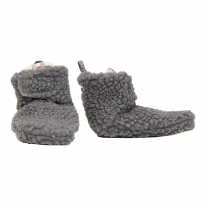 Picture of (V) Lodger Slipper Fleece Teddy čībiņas, Donkey, 12-18m