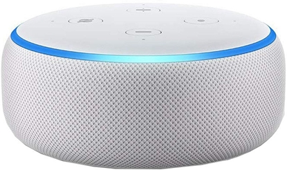 Picture of Amazon Echo Dot 3, heather grey