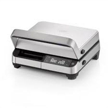 Изображение Caso Grill DG 2000 Contact, 2000 W, Stainless steel