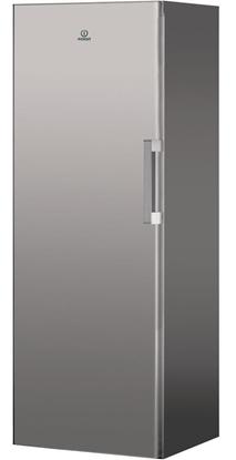 Изображение Indesit UI6 1 S.1 Freestanding Upright Silver 232 L A+