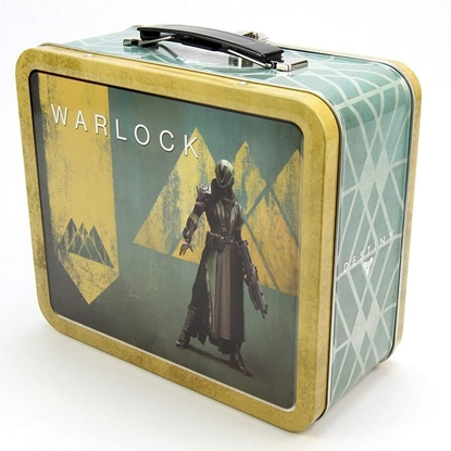 Picture of Destiny - Warlock Tin Lunch Box