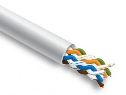 Изображение Datortīklu kabelis, NETWORK EXPERT,  CAT.5E UTP, iekšdarbu montāžai, 305m