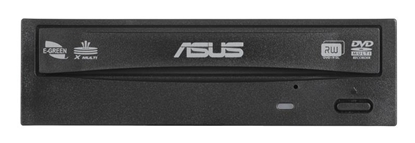 Изображение ASUS DRW-24D5MT optical disc drive Internal DVD Super Multi DL Black