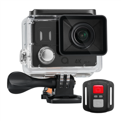 Attēls no Acme Action camera VR302 4K pixels, Wi-Fi, Image stabilizer, Touchscreen, Built-in speaker(s), Built-in display, Built-in microphone,