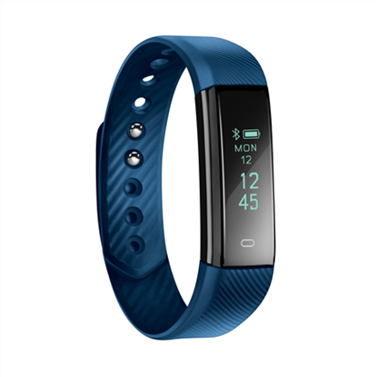 Изображение Acme Activity tracker ACT101B Steps and distance monitoring, OLED, Blue, Bluetooth,
