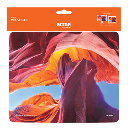 Picture of ACME Plastic Mouse Pad, canyon