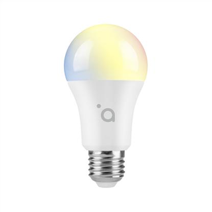 Picture of ACME SH4107 Smart Wifi LED Bulb A60 10W 800lm E27 WW/CW/RGB
