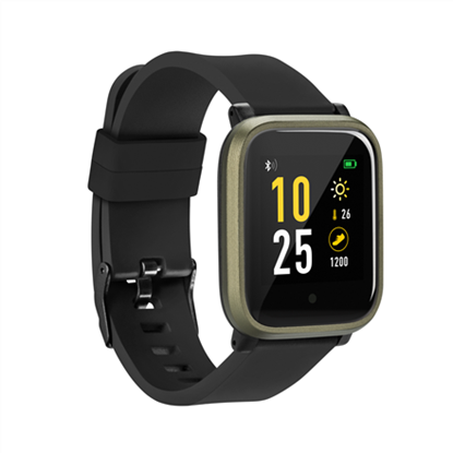 Изображение Acme Smart Watch SW102 IPS, Khaki, Bluetooth, Heart rate monitor