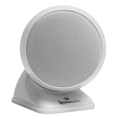 Picture of SPEAKER SATELLITE WHITE/SAT3-WT TRUAUDIO