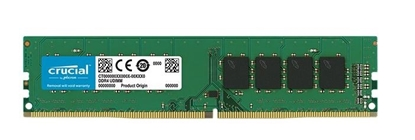 Изображение Crucial 8 GB, DDR4, 2666 MHz, PC/server, Registered No, ECC No