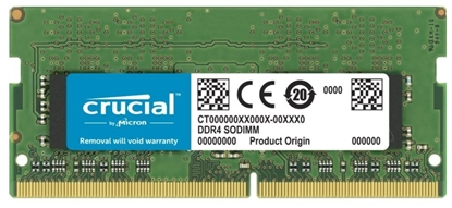 Изображение Crucial 8 GB, DDR4, 2666 MHz, Notebook, Registered No, ECC No