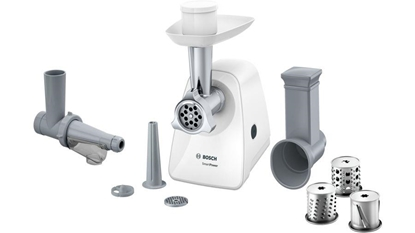 Attēls no Bosch MFW2517W food processor White 350 W