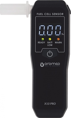 Picture of Breathalyzer OroMed X10 PRO
