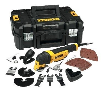 Изображение DeWALT DWE315KT power multi-tool Black,Yellow