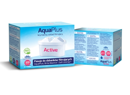 Изображение Filter cartridge for Aquaplus Active jug