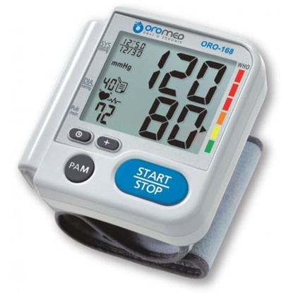 Picture of HI-TECH MEDICAL ORO-168 blood pressure unit Upper arm Automatic 3 user(s)