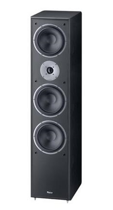 Picture of Magnat Monitor Supreme 1002 loudspeaker 3-way 190 W Black Wired
