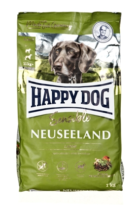 Attēls no 	HAPPY DOG Sensible Neuseeland Lamb 1 kg