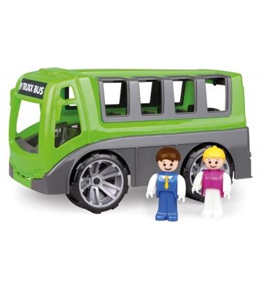 Изображение Autobuss ar cilvēciņiem un atveramiem durvim Truxx 27 cm kastē Čehija L04454