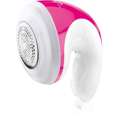Picture of ETA Lint Removal ETA126090000 Pink/White, Rechargeable battery