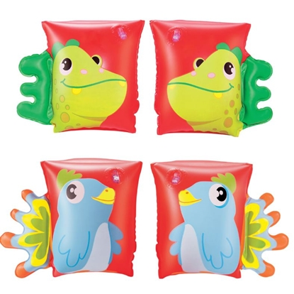 Picture of Bestway 32115 Armbands Dino&Parrot 23x15cm