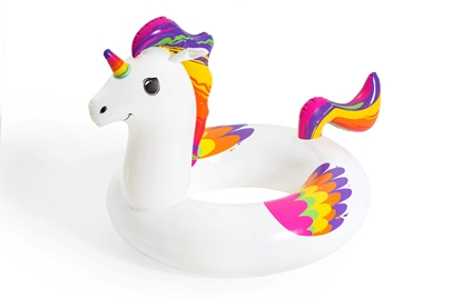 Picture of Bestway 36159 Fantasy Unicorn Swim Ring