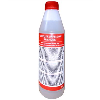 Изображение AQM Hand Sanitizer, Biocidic, Alcohol Free, 1L
