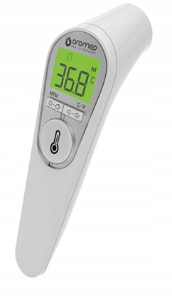 Изображение HI-TECH MEDICAL ORO-BABY COLOR digital body thermometer Remote sensing thermometer