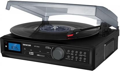 Picture of Gramofon STT 212U Cyfrowy tuner FM, USB/SD, MP3, BT