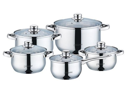 Picture of Maestro MR-2020 A set of pots of 10 elements