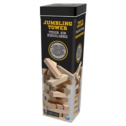 Изображение CARDINAL GAMES Jumbling Tower, 6033148