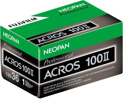 Picture of 1 Fujifilm Neopan Acros 100 II 135/36