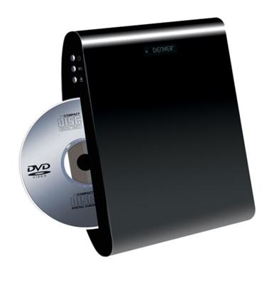 Attēls no Denver DWM-100 USB Black MK3