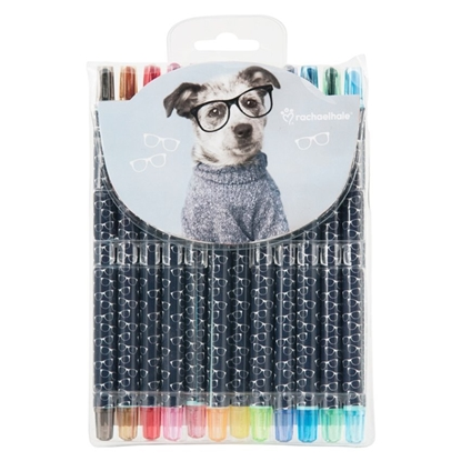 Picture of Paso RHO-3230 Studio Pets 12pcs Rotate Crayons