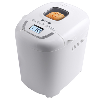 Picture of Gorenje Bread maker BM910WII White, 550 W, Number of programs 15