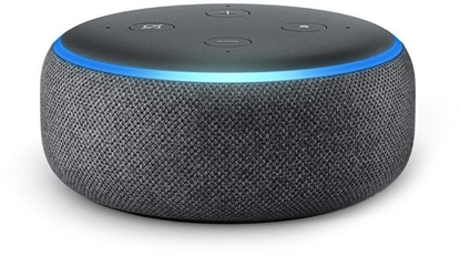 Picture of Amazon Echo Dot 3, charcoal
