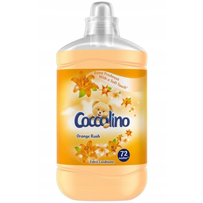 Picture of Coccolino Orange Burst fabric softener
