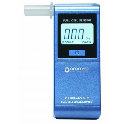 Изображение Oromed X12 PRO BLUE alcohol tester