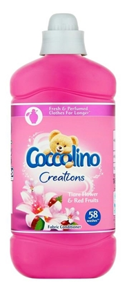Изображение Coccolino Creations Tiare Flower & Red Fruits fabric softener